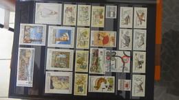 Collection De TCHECOSLOVAQUIE  En Timbres ** Et Blocs Oblitérés. A Saisir !!! - Stamps