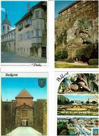 90 / BELFORT / Lot De 80 Cartes Postales Modernes écrites - Cartes Postales