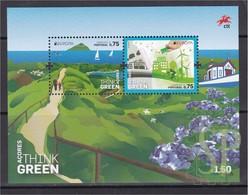 Portugal Açores Conservation Think Green Biodiversidade Biodiversity EUROPA 2016 Sustainable Development Environment - Protection De L'environnement & Climat