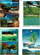 971 / GUADELOUPE / Lot De 41 Cartes Postales Modernes écrites - Cartes Postales