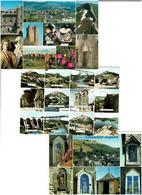 15 / CANTAL / Lot 700 C.P.M. écrites - Postcards