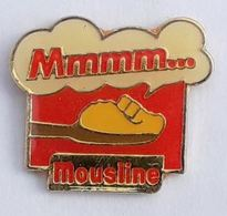N333 Pin's PUREE MOUSLINE MMMMM Société Maggi Rosières-en-Santerre SOMME POMME DE TERRE  Achat Immédiat - Lebensmittel
