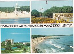 Primorsko - Das Internationale Jugendzentrum - (Bulgarien) - Bulgarije