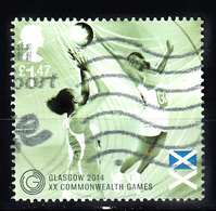 GB 2014 Mi Nr 3625, Voleybal, Commonwealth-Spelen, Glasgow - 1952-.... (Elizabeth II)