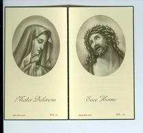 DP Ruyssen Julia Echtgenote Firmin Poort, Sint Niklaas, 1956 - Images Religieuses