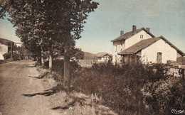 PRAT BONREPAUX  Gare Et Route Nationale RV - Autres Communes