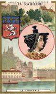 C 6180 - Publicité  La Kabiline  Teinture Des Ménages  Photo    Ancienne Provinces Françaises    Le Lyonnais - Other
