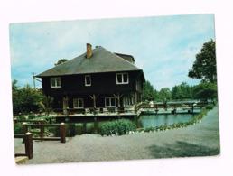 Honnay-Pondrome.L'Ermitage Canadien.Hôtel-Restaurant. - Beauraing