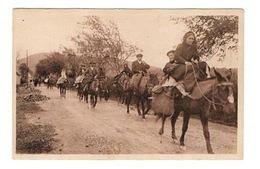 64 PYRENEES ATLANTIQUES - Types Basques, En Route Pour Le Marché - Non Classificati