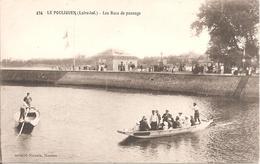 LE POULIGUEN (44) Les Bacs De Passage - Le Pouliguen