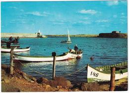 Mitchourine - La Baie / Mitschurin - Die Bucht  -  Fishingboats - (Bulgarie/Bulgaria) - Bulgarije