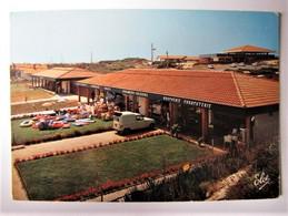 FRANCE - LANDES - SEIGNOSSE-PLAGE - Le Centre Commercial - 1979 - France