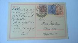 Germany  Postcard  1922 - Germany
