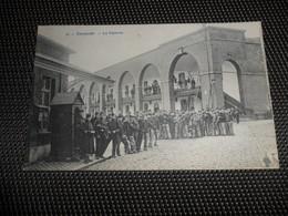 Termonde  Dendermonde  La Caserne  Kazerne  Soldaten  Soldaat    Bertels N° 9 - Dendermonde