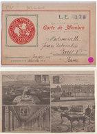SUPER RARE Lierneux  1922 - Lierneux