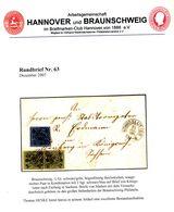 ArGe Hannover Rundbrief 63 - März 2007 U. A. Die Versuchsdurchstiche Von Braunschweig - Brunswick
