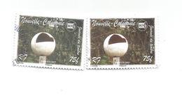 1014  Les Boites Aux Lettres   Variété De Couleur   (pag7D) - Neukaledonien