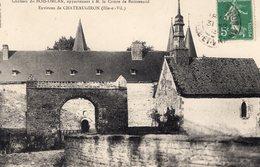 Domloup (35) - Château Du Bois Organ. - Autres Communes