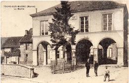 TOURS SUR MARNE - La Mairie  (114263) - Autres Communes