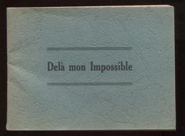 Emmanuel Looten Delà Mon Impossible Bergues Envoi Signé Imp Barbez 1958 Port Fr 3,44 € - Picardie - Nord-Pas-de-Calais