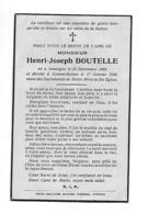 Henri Joseph Boutelle Jamoigne 1864 Sommethonne 1943 - Meix-devant-Virton