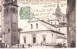 ITALIA - TORINO - (non Comune),Leggi Testo, Animata, Viag. 1911 - 2019-1-171 - Italia