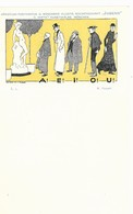 CPA - ART NOUVEAU - ILL. CASPARI - SERIE JUGEND I.1 - NON ECRITE - TBE - Künstlerkarten