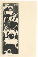 CPA - ART NOUVEAU - ILL. WITZEL - SERIE JUGEND III.23 - NON ECRITE - TBE - Illustrators & Photographers