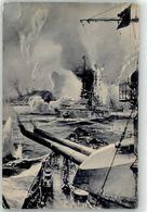 53022818 - Beschiessung Von Scarborough Deutsche Kriegsschiffe - Stoewer, Willy