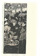 CPA - ART NOUVEAU - ILL. HALMI - SERIE JUGEND II.14 - NON ECRITE - TBE - Künstlerkarten