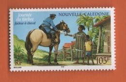 WP9L4 Nouvelle-Calédonie ** 2004 Journée Du Timbre à Cheval - Unused Stamps