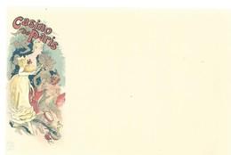 CPA - ART NOUVEAU - ILL. PAL - CINOS - CASINO DE PARIS - NON ECRITE - TBE - Illustrateurs & Photographes