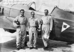 1939 - Aviateurs - Sergent GARNIER Mort Au Champs D'Honneur Le 24 Septembre 1939 - Repro SHAA - Aviation