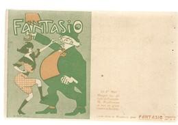 CPA - MAGAZINE FANTASIO  - ILL. - LE 1ER MAI - NON ECRITE - TBE - Illustrators & Photographers