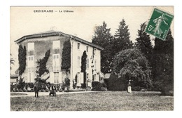 54 MEURTHE ET MOSELLE - CROISMARE Le Château - Francia