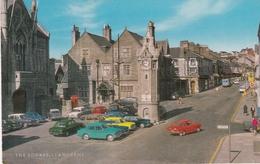 Wales Llangefni The Square Gwynedd Salmom Postcard Unused - Wales