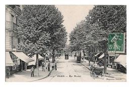 75 PARIS - 16ème, Rue Mozart - Arrondissement: 16