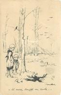 Thèmes Illustrateurs Poulbot, F N°6 EDIT.A.TERNOIS  VOIR IMAGES - Poulbot, F.