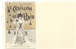 CPA - SERIE SIMONIS EMPIS - LE CARILLON DE PARIS - NON ECRITE - TBE - Illustrators & Photographers