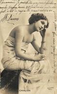 FEMME ARTISTE CAVALIERI - Femmes Célèbres
