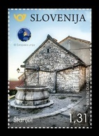 Slovenia 2019 Mih. 1355 Church In Stanjel MNH ** - Slovenia