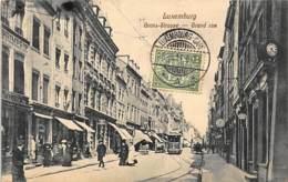 Luxembourg - Ville - Grand Rue - Tramway N. 2 - Ed. Schleich. - Luxemburg - Stadt