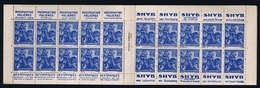 France Carnet Yv 257-C7 Postfrisch/neuf Sans Charniere /MNH/** Phosphtine Faliers  SHYB  1929 Cantenat  Huile Calve - Uso Corrente