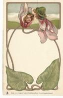 CPA - ART NOUVEAU -ENFANTS EN FLEUR - TUCK SERIE 294 - NON  ECRITE - TBE - Illustrators & Photographers