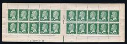 France Carnet Yv 170 C1 Postfrisch/neuf Sans Charniere /MNH/**  Petit Pain De Tortosa / Bon Genie  1923-1926 - Postzegelboekjes