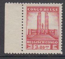 Belgisch Congo 1941 Monument Koning Albert I Te Leopoldstad 2.50fr  1w ** Mnh (42934A) - 1923-44: Ongebruikt