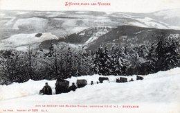 SERVANCE  Sur Le Sommet Des Hautes Vosges - Autres Communes