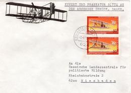 D+ Berlin 1978 Mi 565 Wright-Doppeldecker (UNIKAT / ÙNICO / PIÉCE UNIQUE / JEDINEČNÝ) - [5] Berlijn