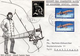 D+ Berlin 1978 Mi 566 Igo Etrich (UNIKAT / ÙNICO / PIÉCE UNIQUE / JEDINEČNÝ) - [5] Berlijn