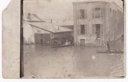 71  Saône Et Loire - CHALON-sur-SAÔNE -  Maison Claudius Guillaumont - Inondations 1910 - Pont Des Dombes - En L'état - Chalon Sur Saone